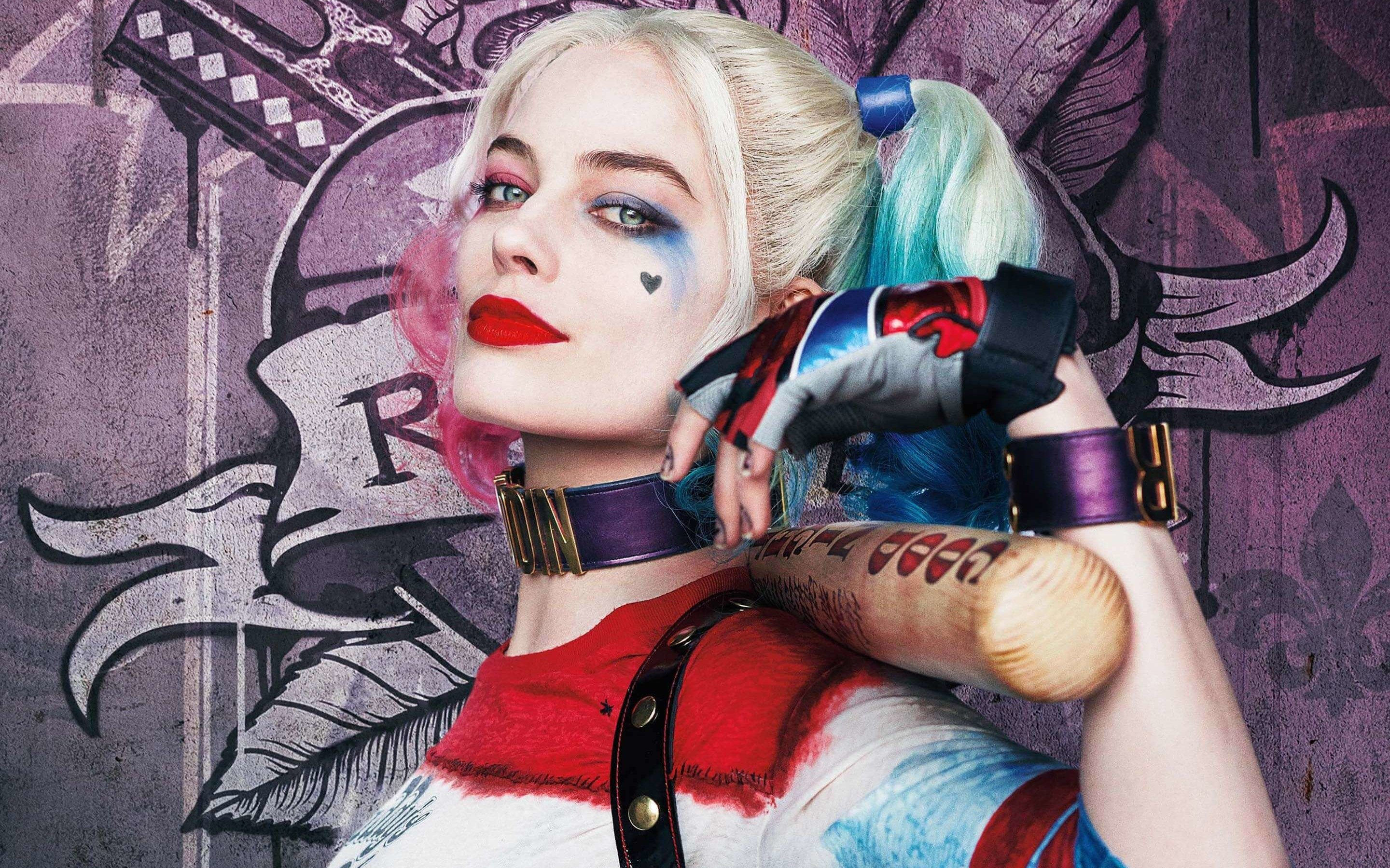 Harley Quinn - Suicide Squad Wallpaper for Desktop 2880x1800