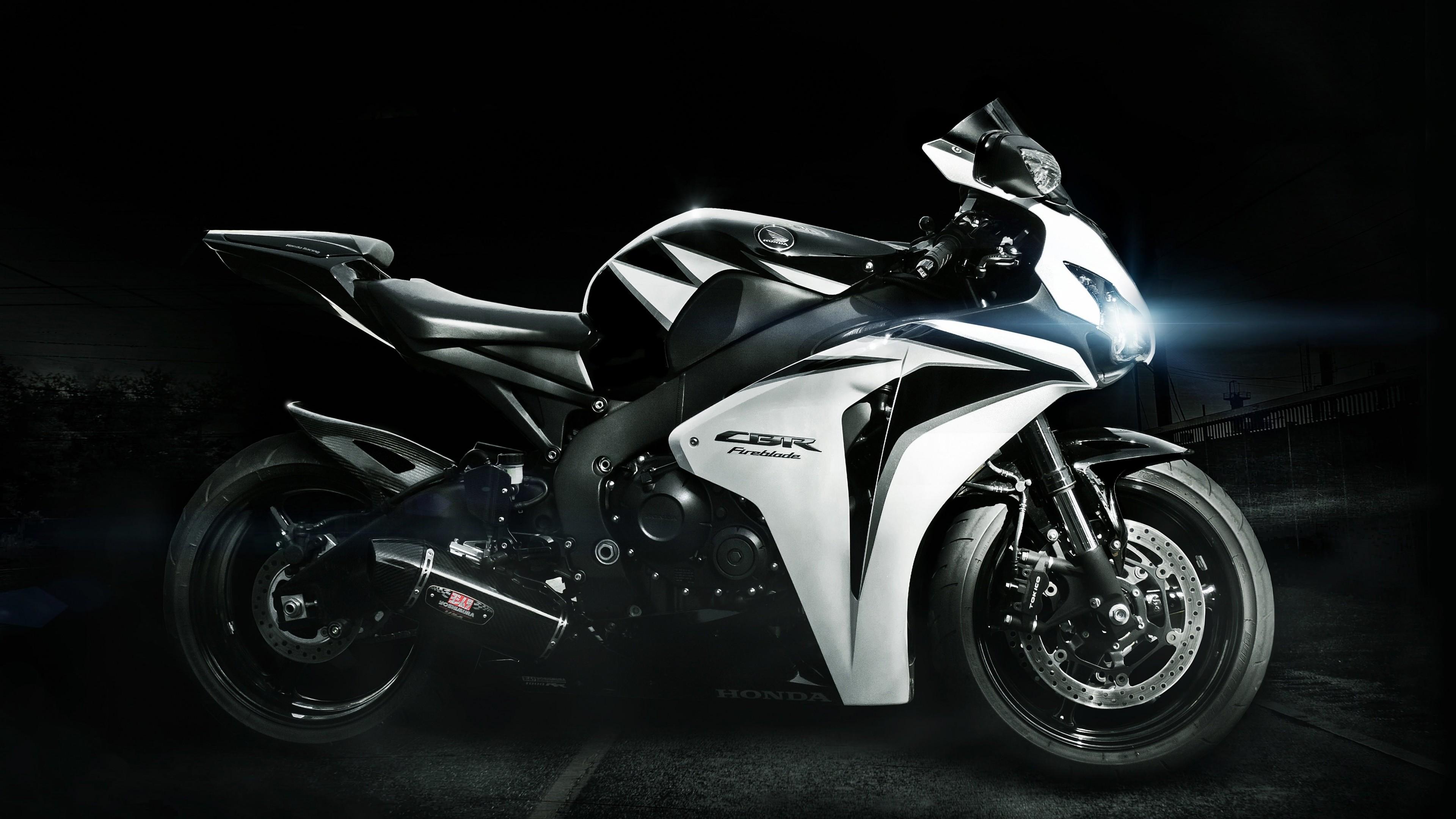 Honda Cbr Motorcycle 4k Hd Desktop Wallpaper For 4k Ultra: Download Honda CBR Fireblade HD Wallpaper For 4K 3840 X