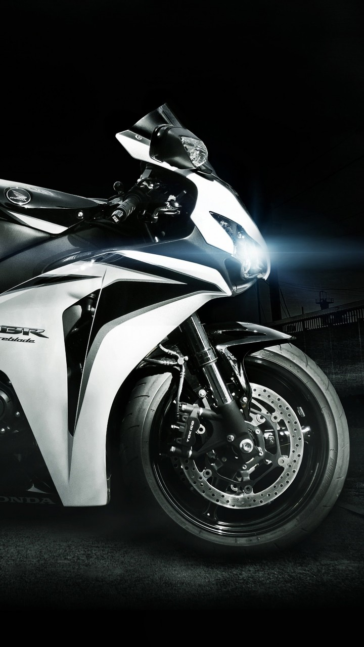 Honda CBR Fireblade Wallpaper for Lenovo A6000