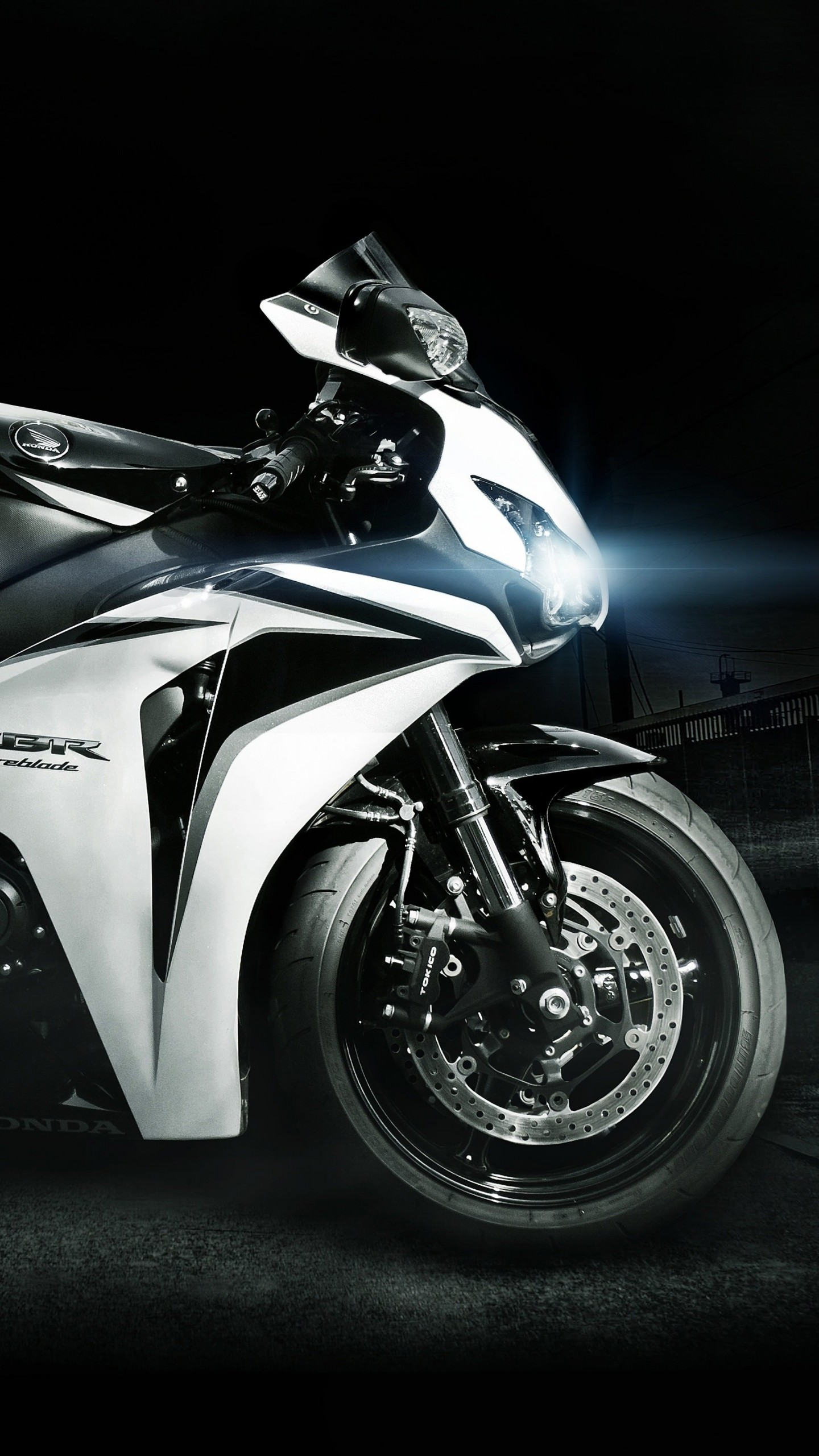 Honda CBR Fireblade Wallpaper for LG G3