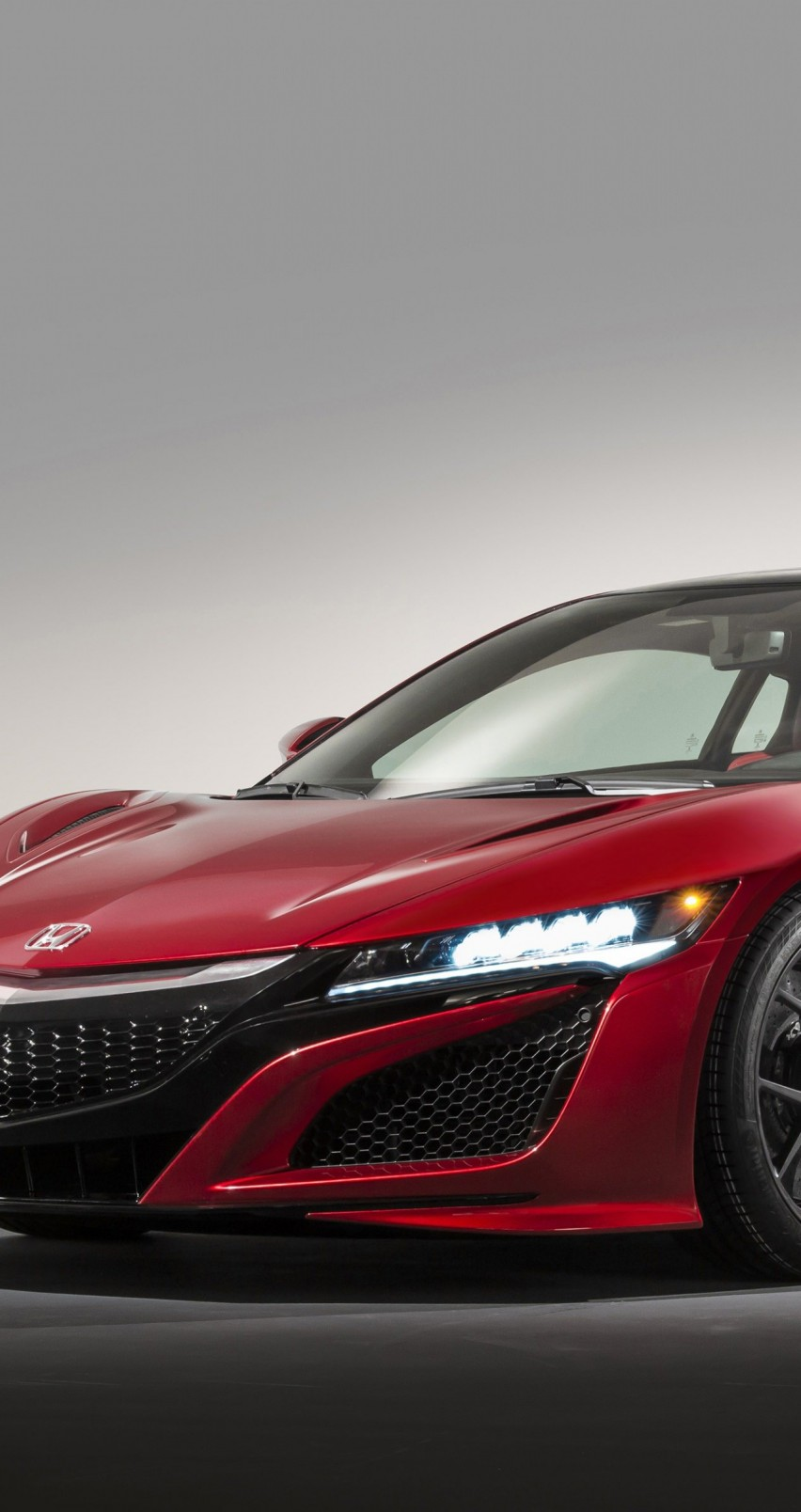 Honda NSX 2015 Wallpaper for Apple iPhone 6 / 6s