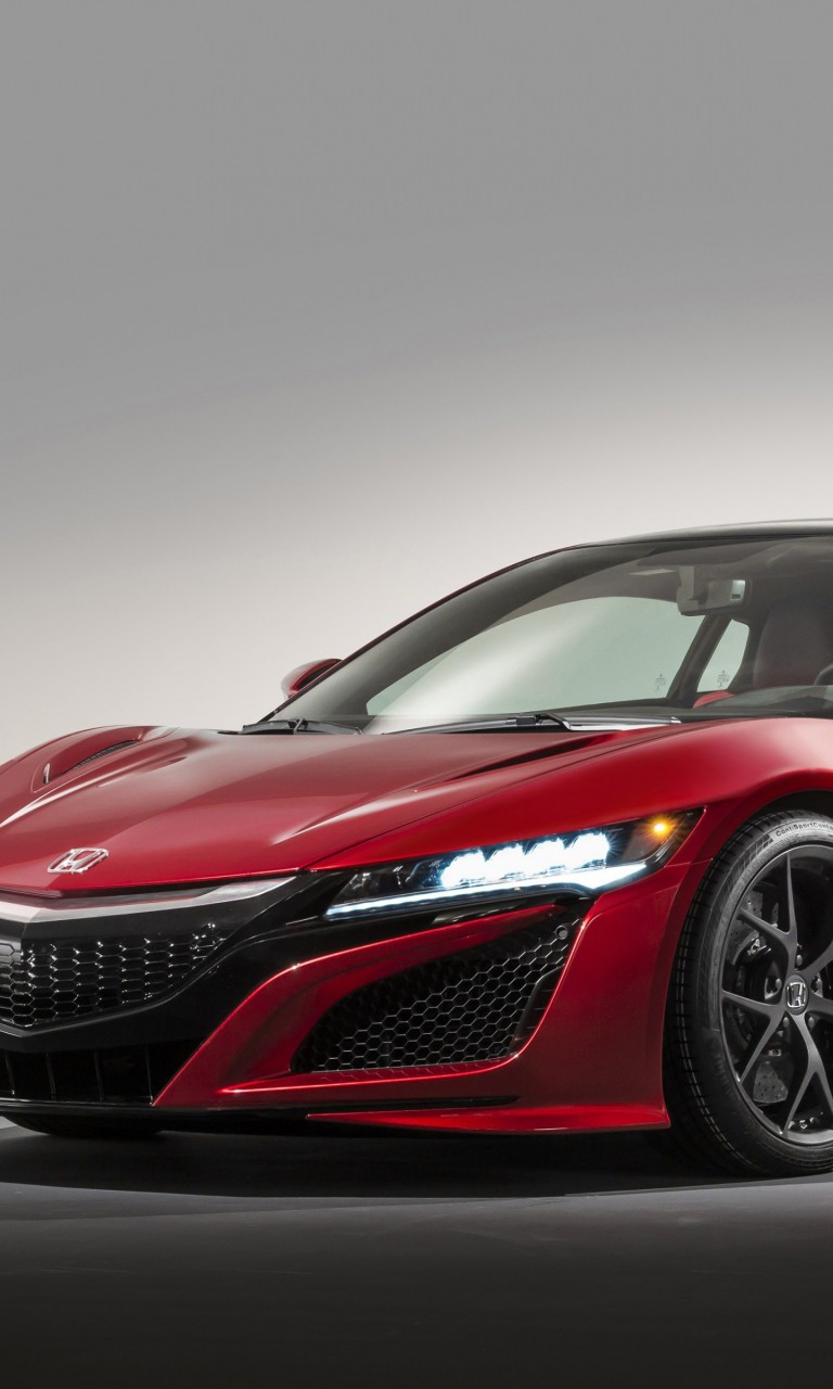 Honda NSX 2015 Wallpaper for Google Nexus 4