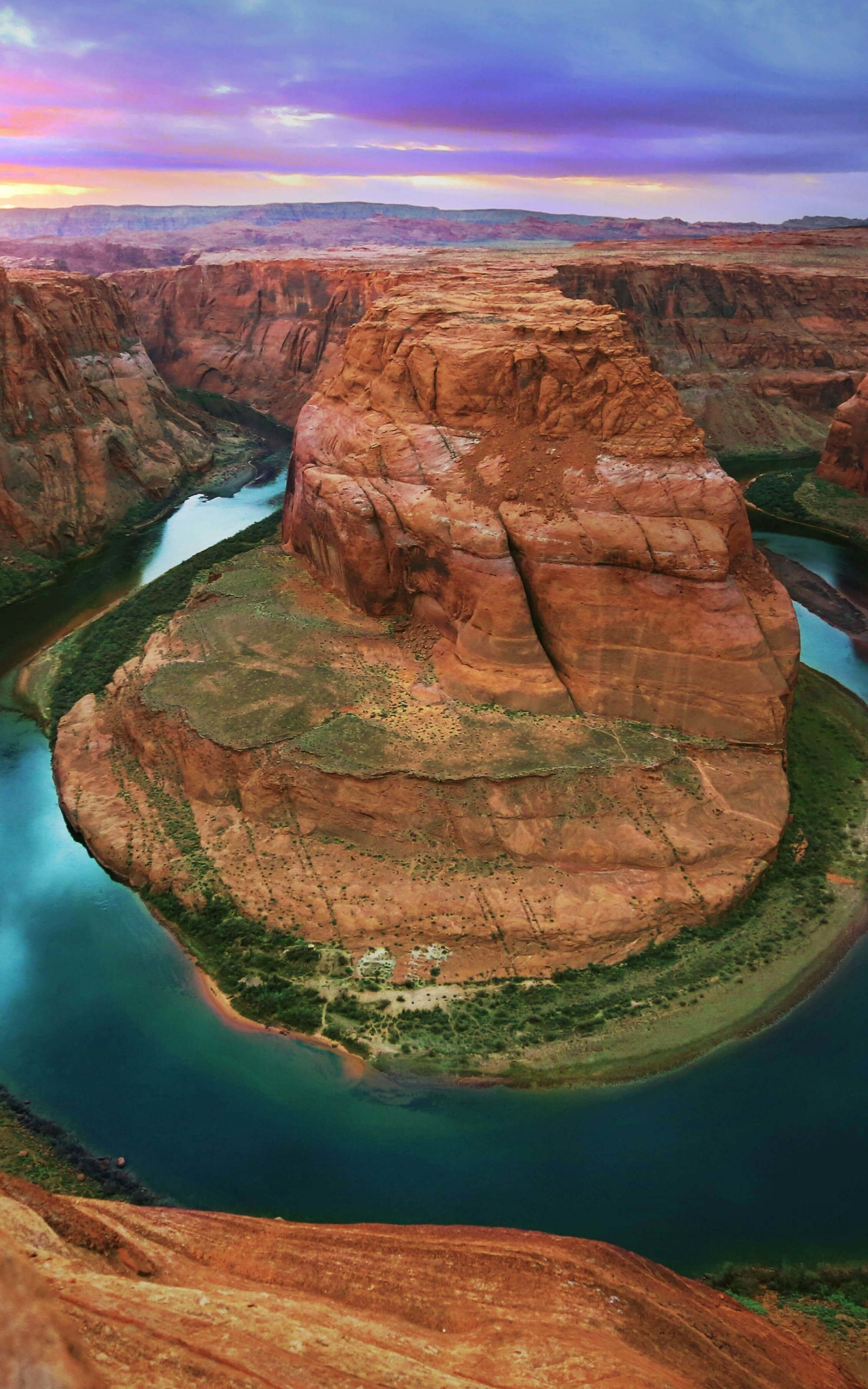 Horseshoe Bend Wallpaper for Amazon Kindle Fire HDX 8.9
