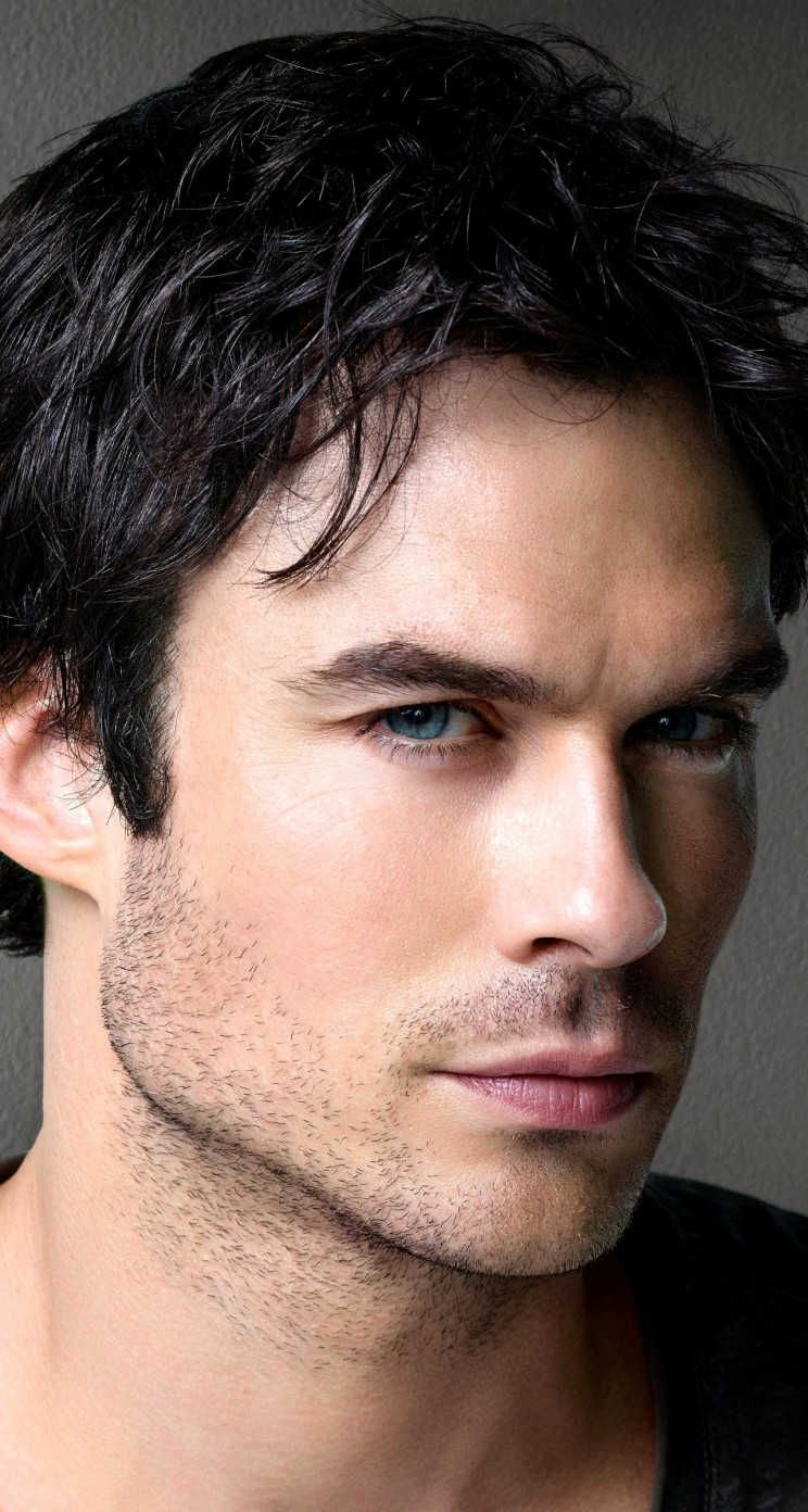 Ian Somerhalder Wallpaper for Apple iPhone 5 / 5s