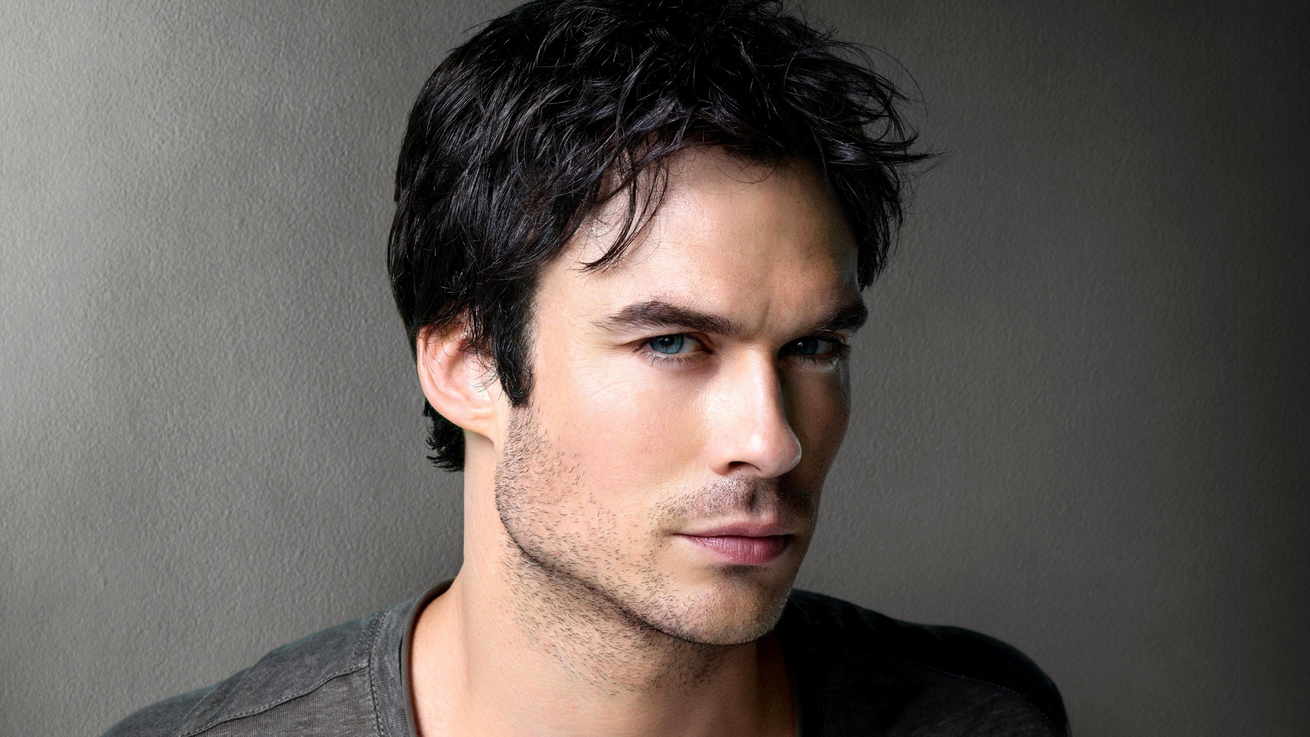 Ian Somerhalder Wallpaper for Social Media YouTube Channel Art