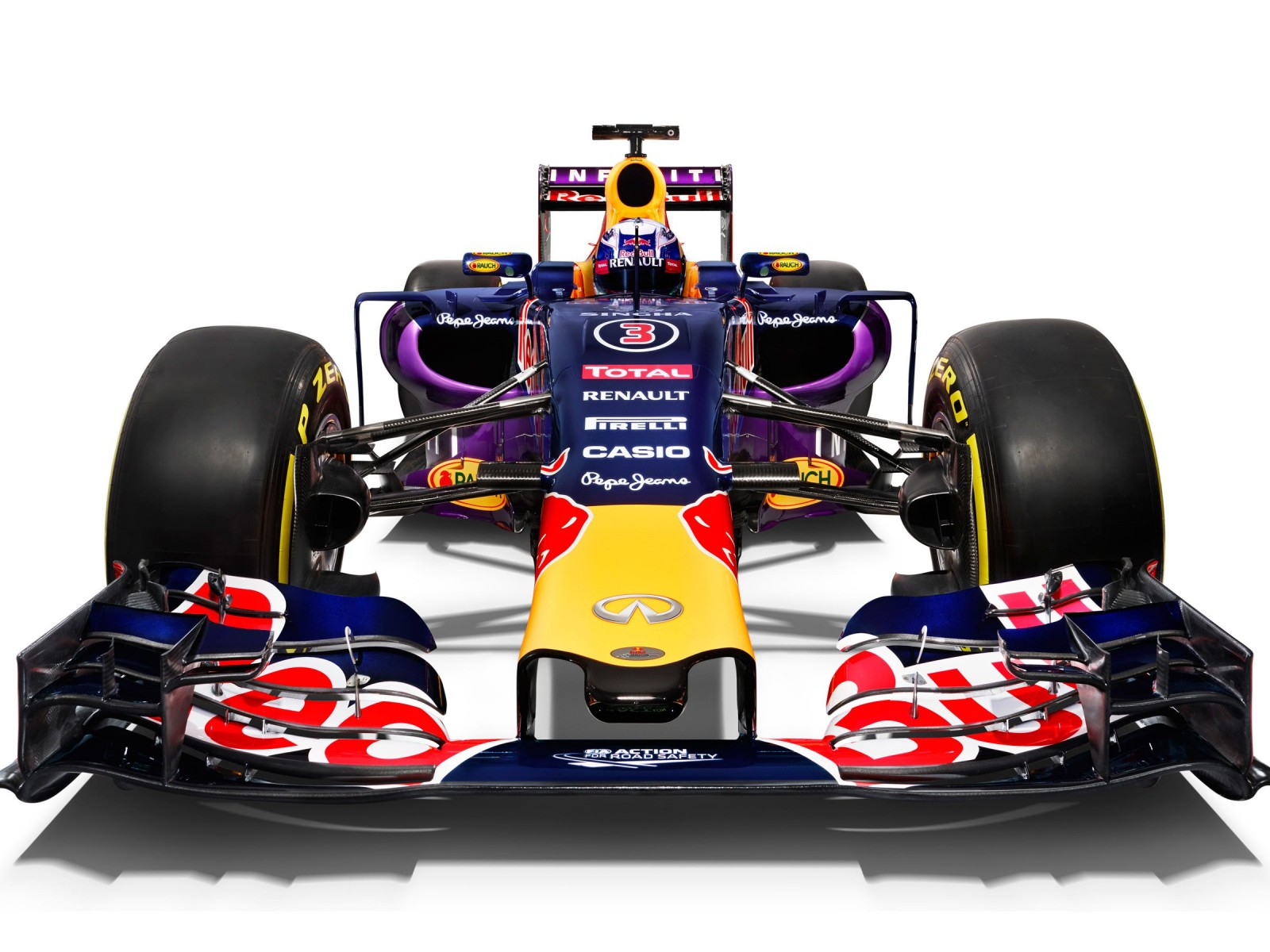 Infiniti Red Bull Racing RB11 2015 Formula 1 Car Wallpaper for Desktop 1600x1200