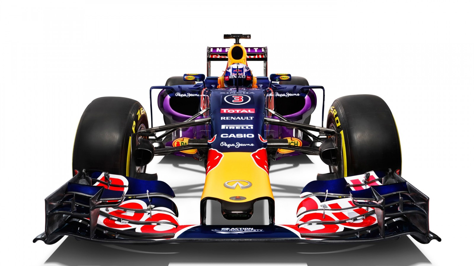 Red Bull launch new RB14 with sights set on F1 2018 title