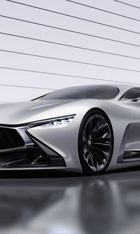 Infiniti Vision GT Concept Wallpaper for SAMSUNG Galaxy S3 Mini