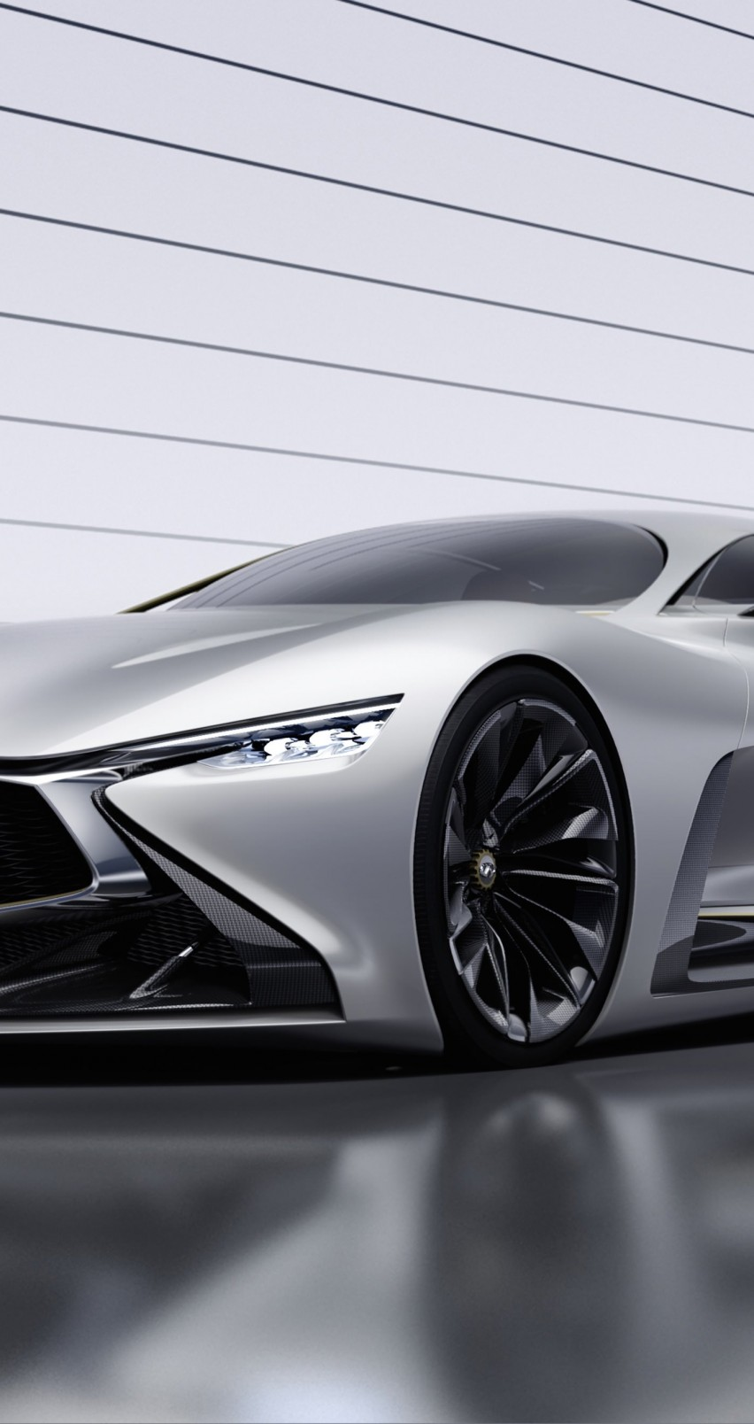 Infiniti Vision GT Concept Wallpaper for Apple iPhone 6 / 6s