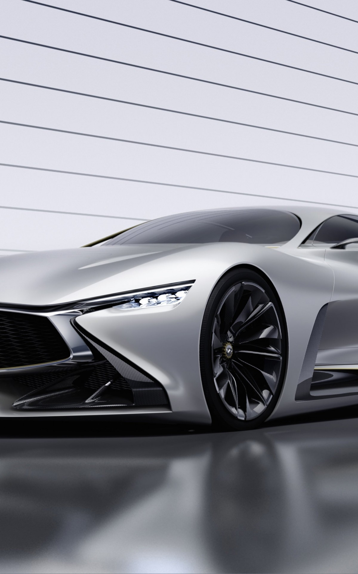 Infiniti Vision GT Concept Wallpaper for Amazon Kindle Fire HDX