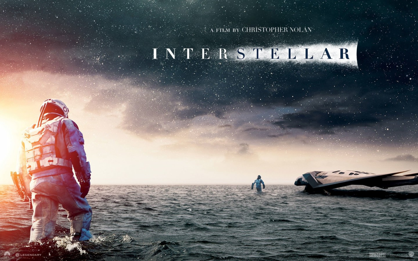 Interstellar The Movie Wallpaper for Desktop 1440x900