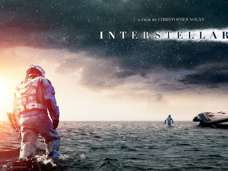 Interstellar The Movie Wallpaper for Desktop 800x600