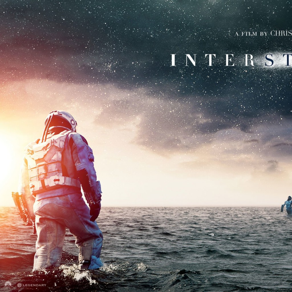 Interstellar The Movie Wallpaper for Apple iPad 2