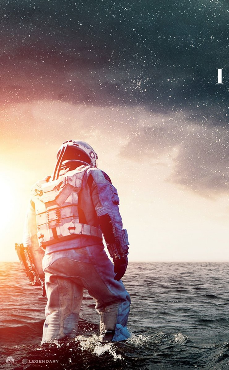 Interstellar The Movie Wallpaper for Apple iPhone 4 / 4s