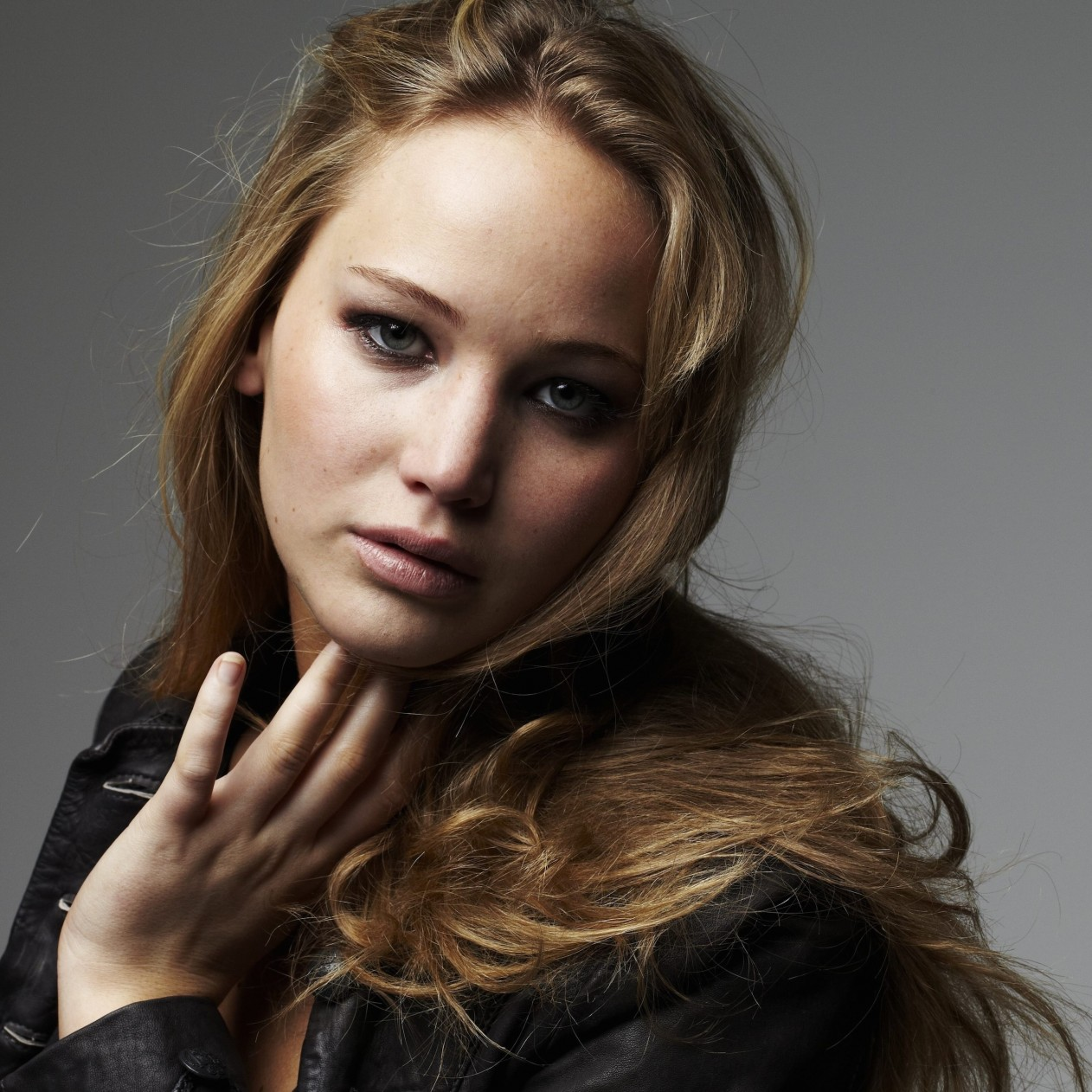 Jennifer Lawrence Portrait