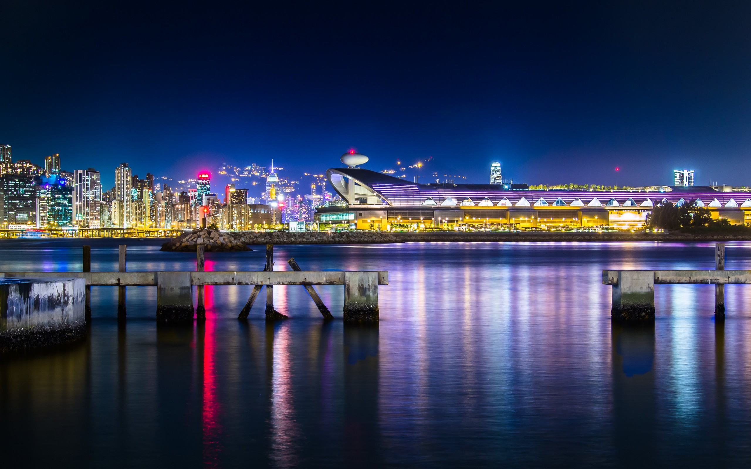 Kai Tak Cruise Terminal, Hong Kong Wallpaper for Desktop 2560x1600