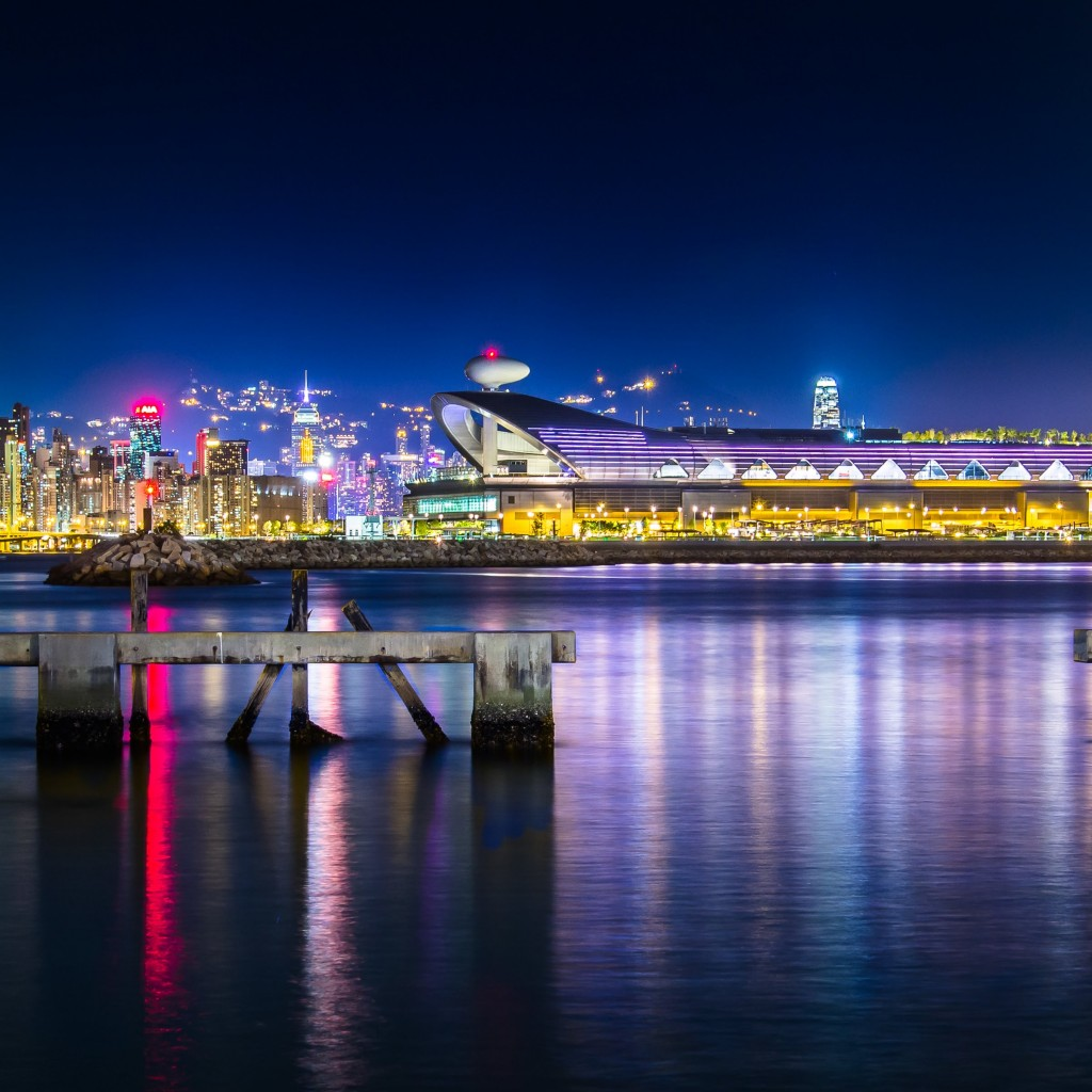 Kai Tak Cruise Terminal, Hong Kong Wallpaper for Apple iPad 2