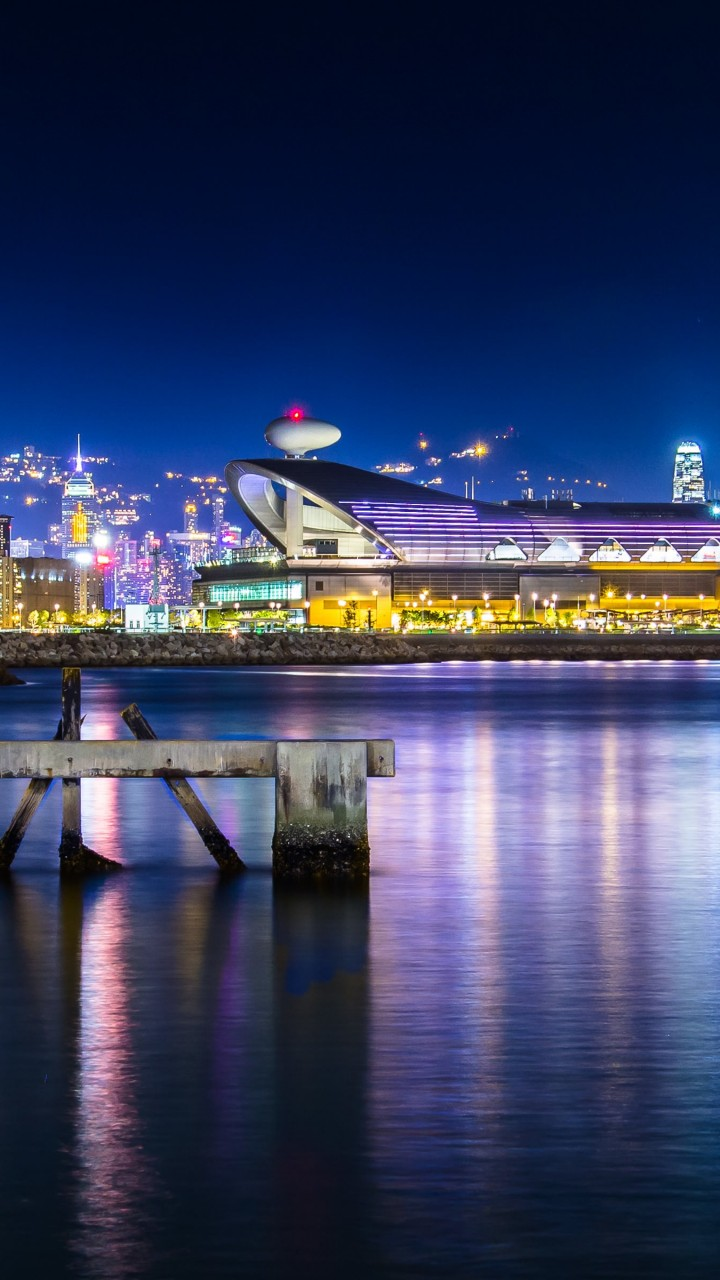 Kai Tak Cruise Terminal, Hong Kong Wallpaper for Xiaomi Redmi 1S