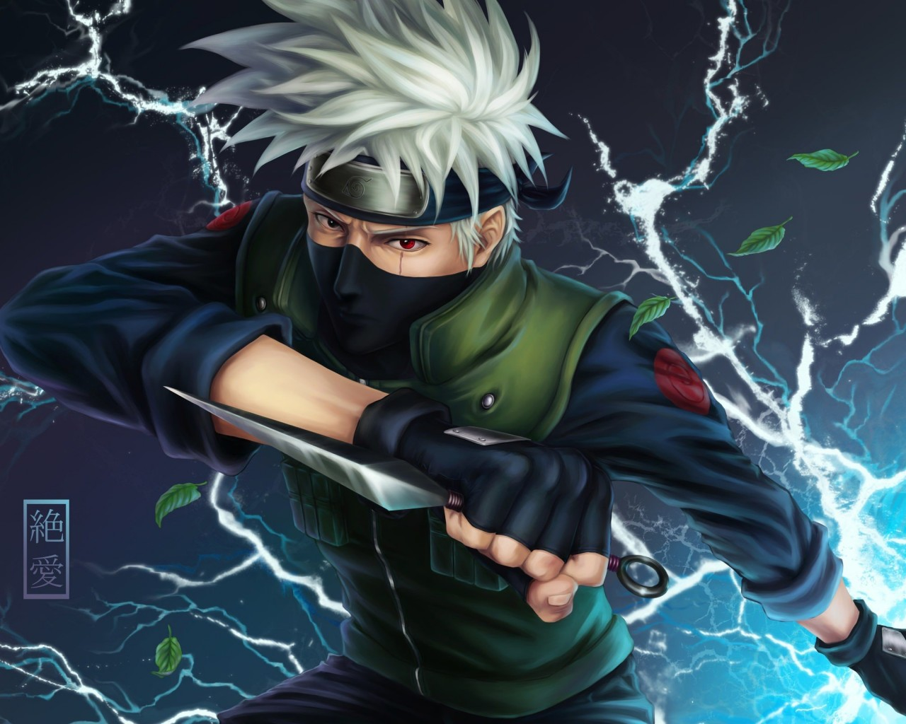 Kakashi Hatake Wallpaper for Desktop 1280x1024