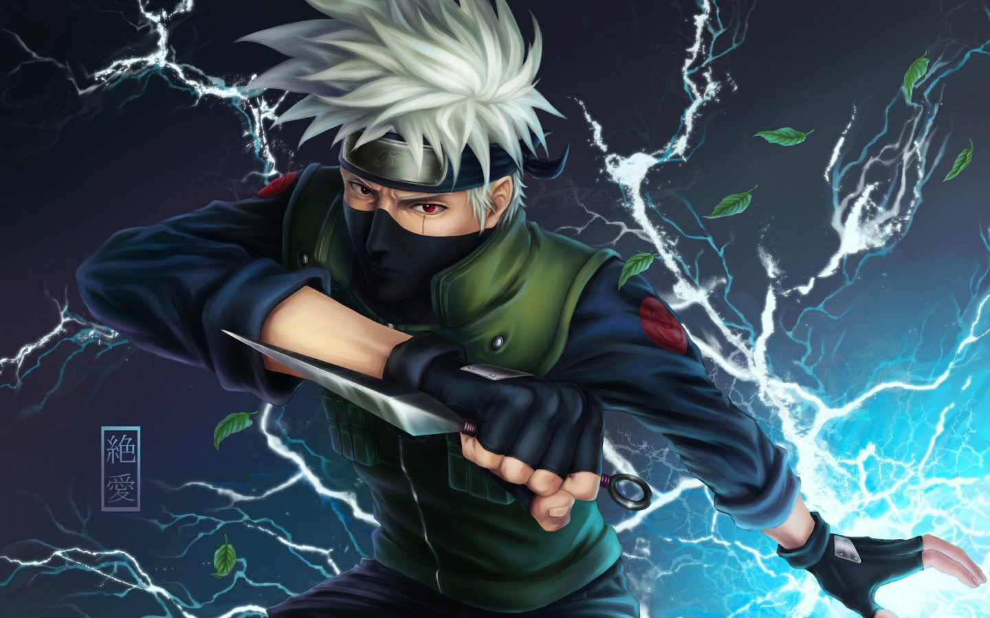 Kakashi Hatake Wallpaper for Desktop 1440x900