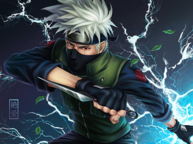 Kakashi Hatake Wallpaper for Desktop 800x600