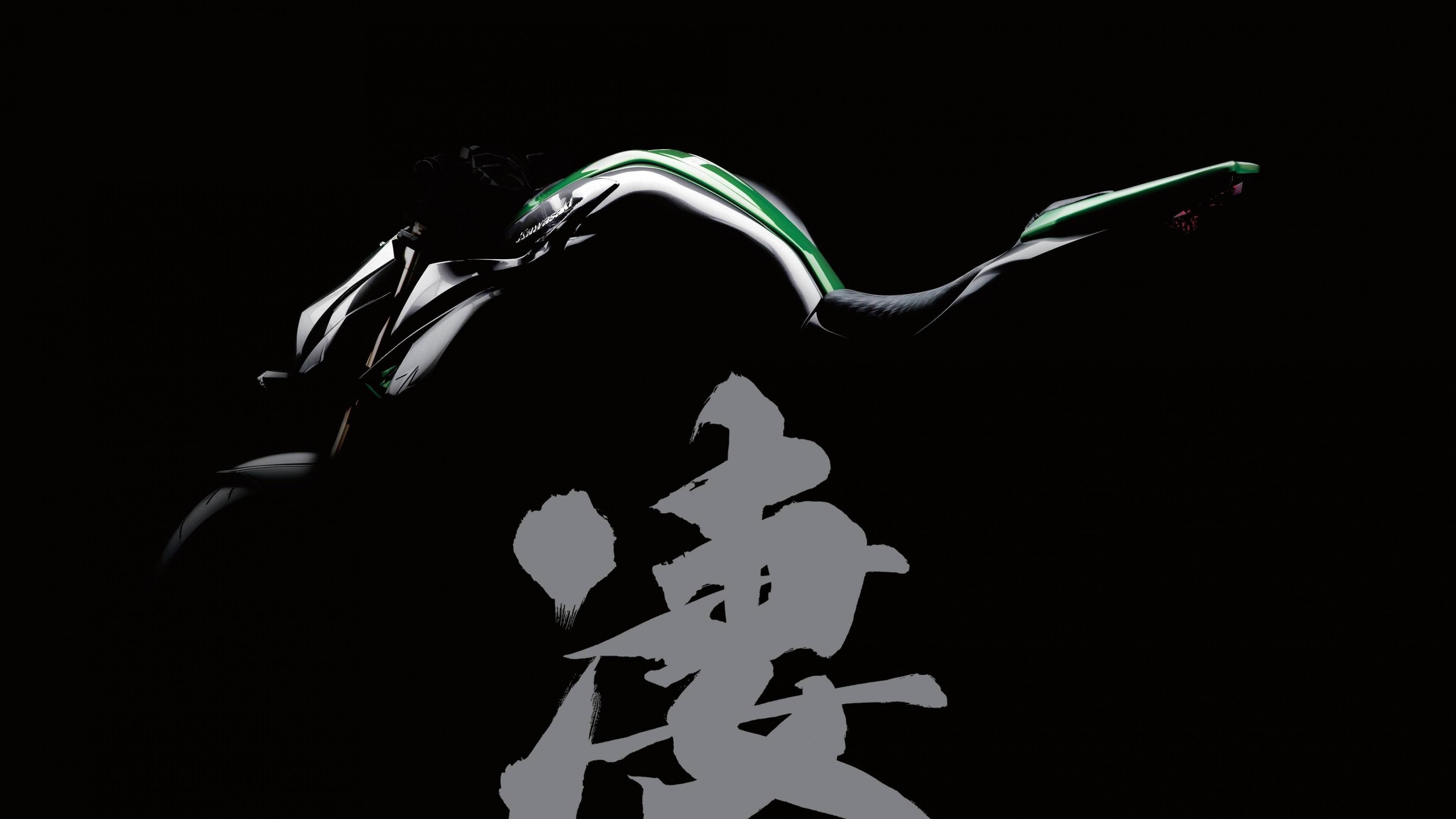 Kawasaki Z1000 Special Edition Sugomi HD Wallpaper For 4K
