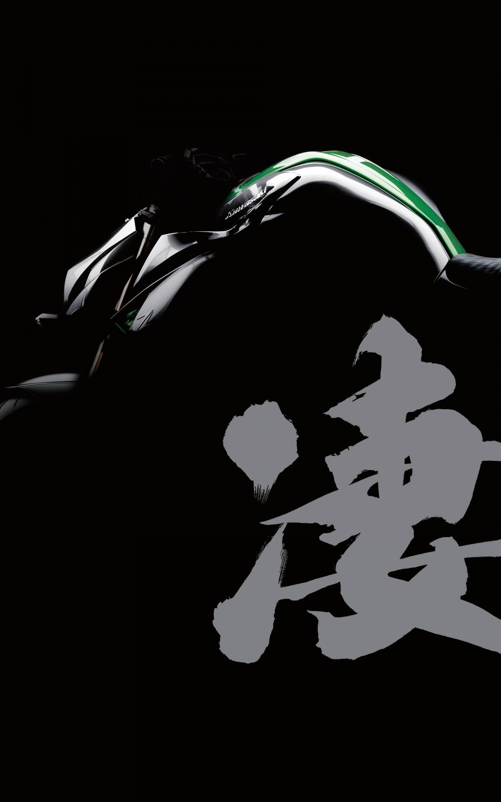 Kawasaki Z1000 Special Edition Sugomi Wallpaper for Amazon Kindle Fire HDX 8.9