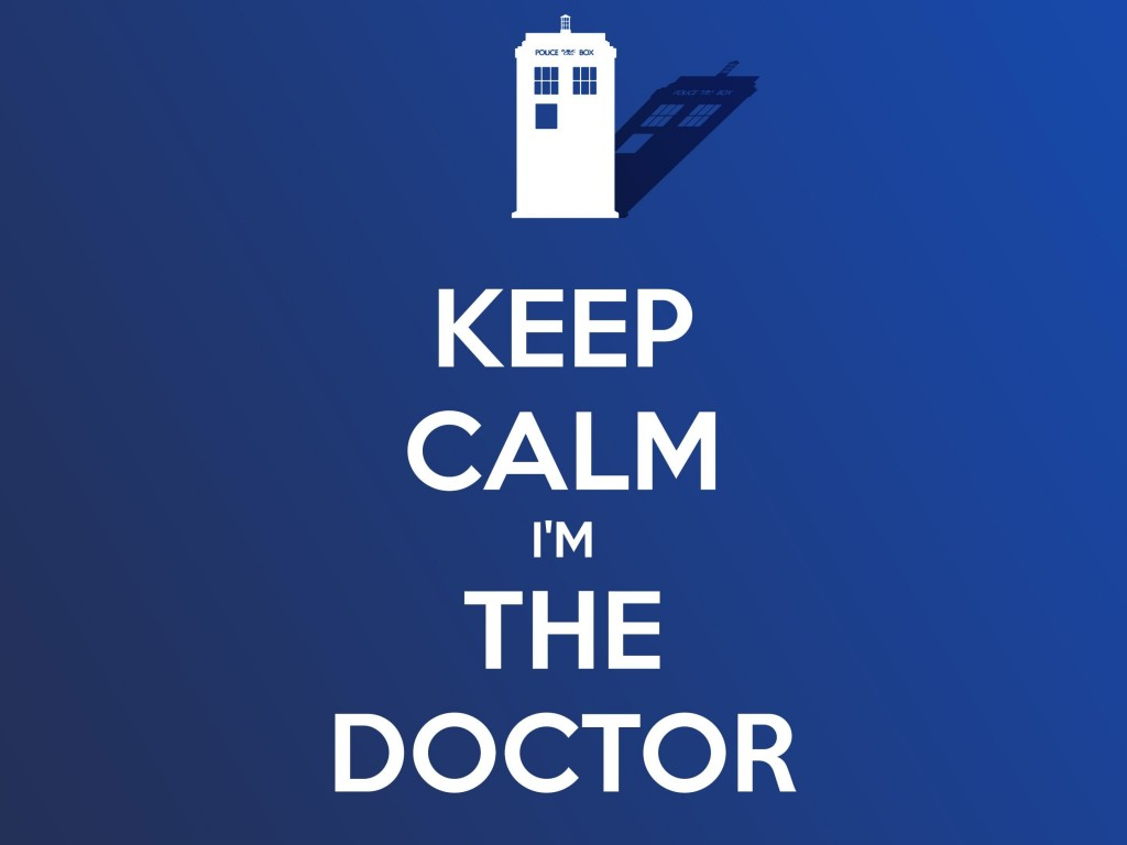 Keep Calm Im The Doctor Wallpaper for Desktop 1024x768