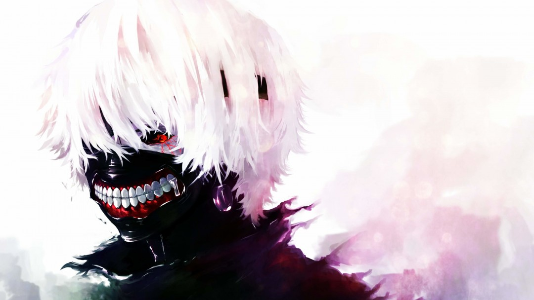 Ken Kaneki - Tokyo Ghoul Wallpaper for Social Media Google Plus Cover