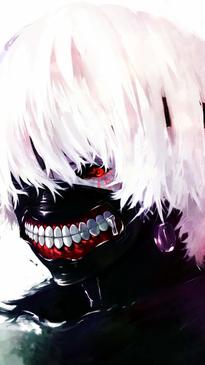 Download Ken Kaneki - Tokyo Ghoul HD wallpaper for One X