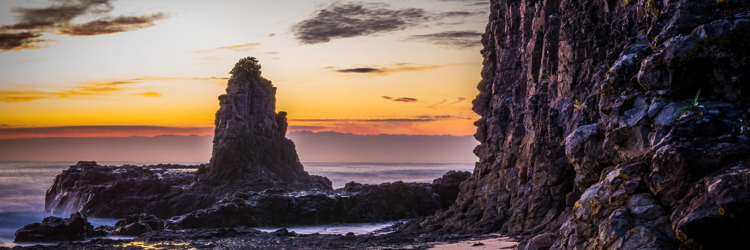 Kiama Downs, New South Wales, Australia. Wallpaper for Social Media Twitter Header