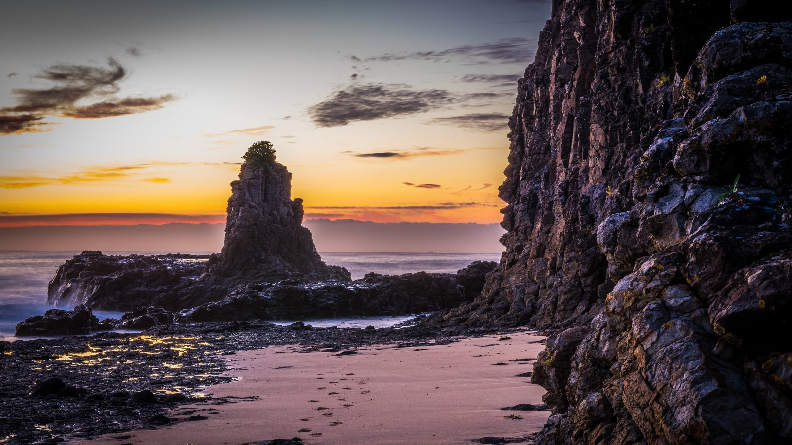 Kiama Downs, New South Wales, Australia. Wallpaper for Social Media YouTube Channel Art