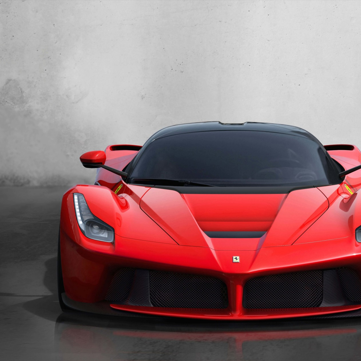 LaFerrari Wallpaper for Apple iPad mini