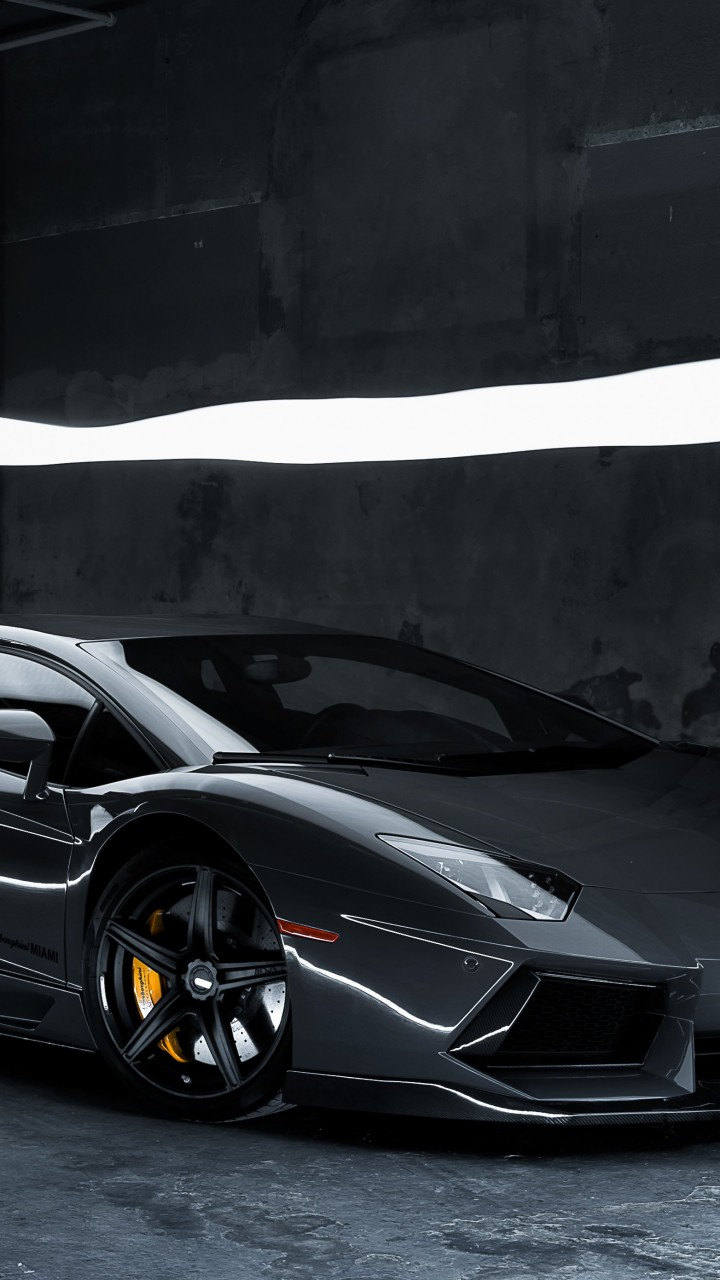 Lamborghini Aventador LP722 by Prestige Imports Wallpaper for HTC One mini