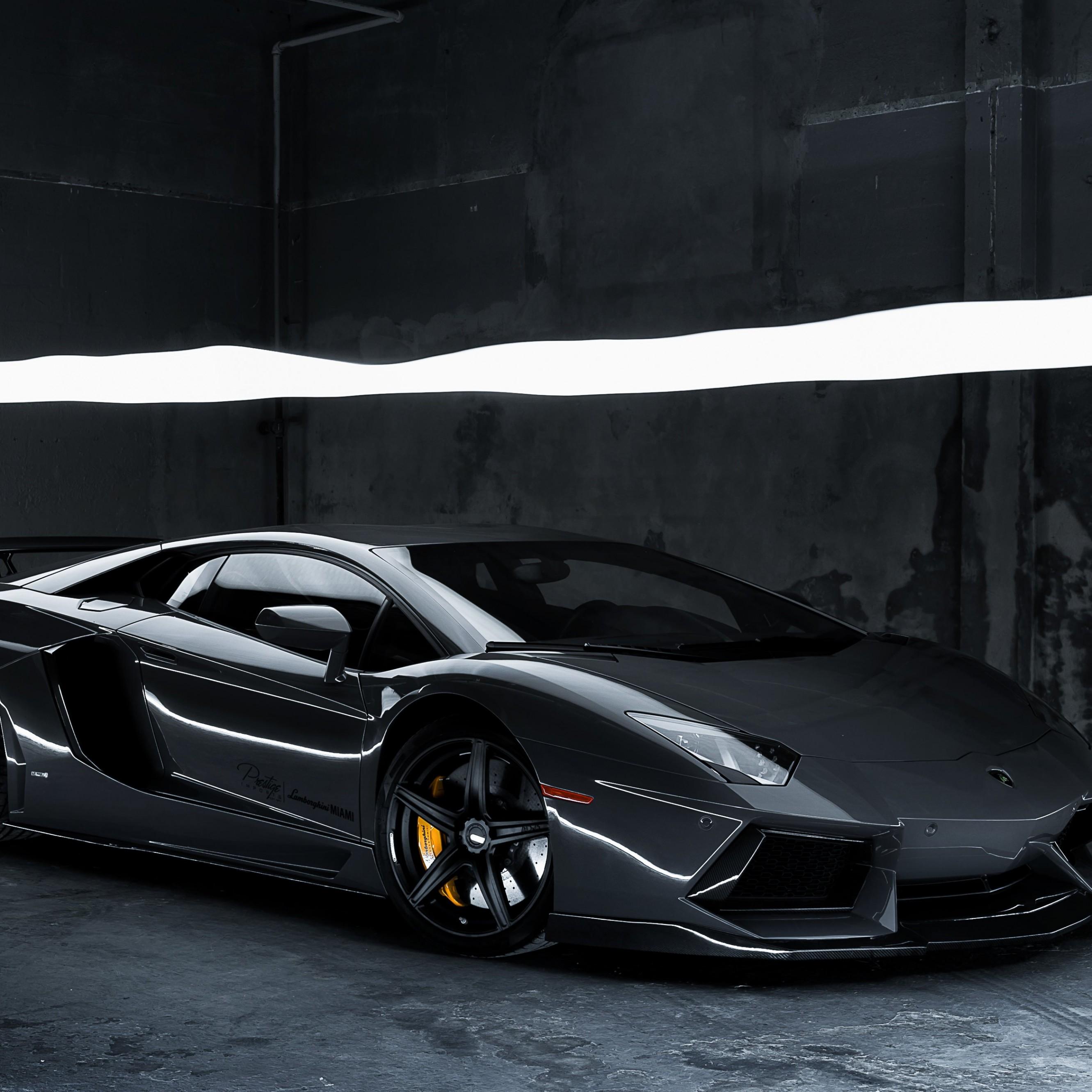 Lamborghini Aventador LP722 by Prestige Imports Wallpaper for Apple ...