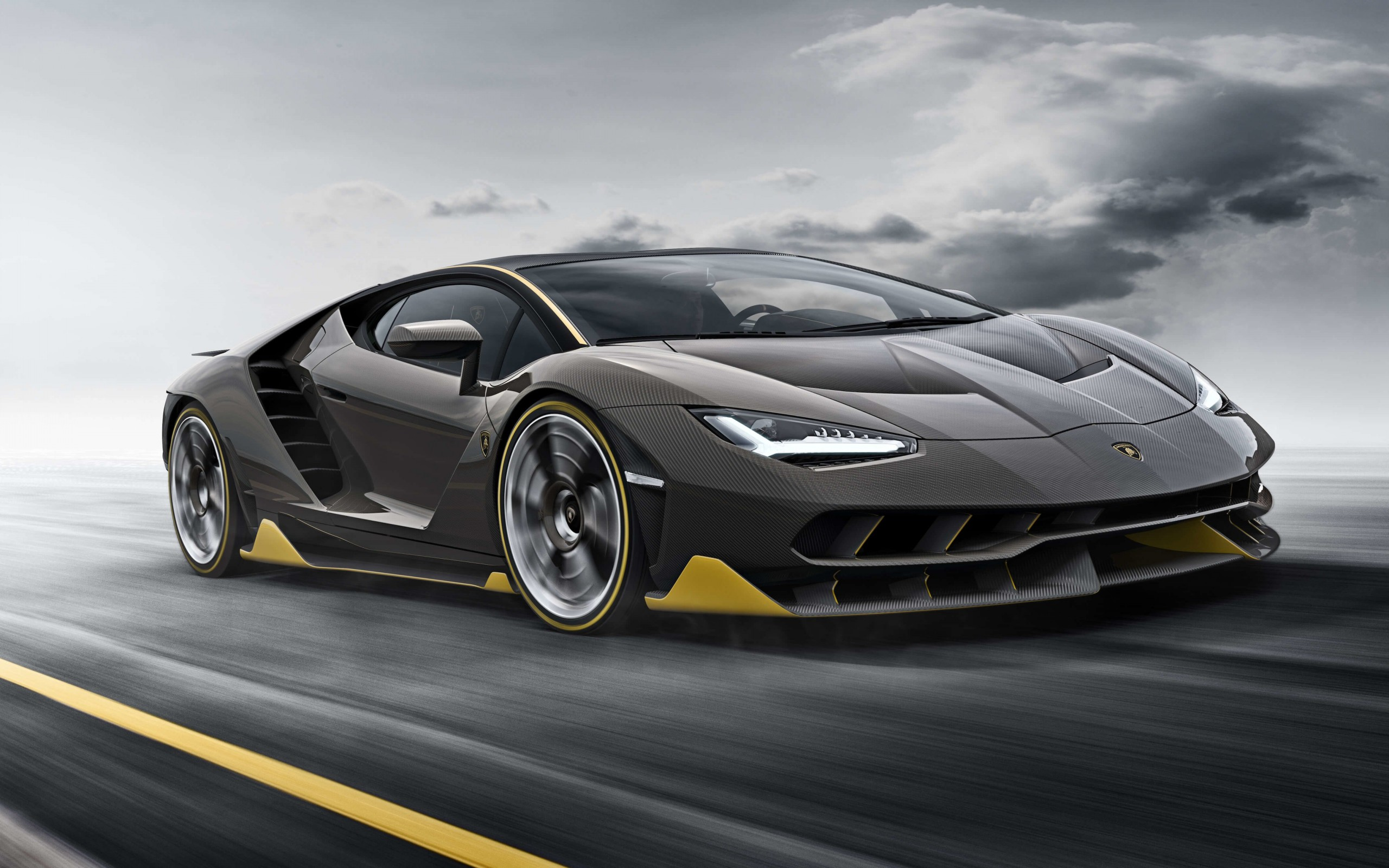 Lamborghini Centenario LP770-4 Wallpaper for Desktop 2560x1600