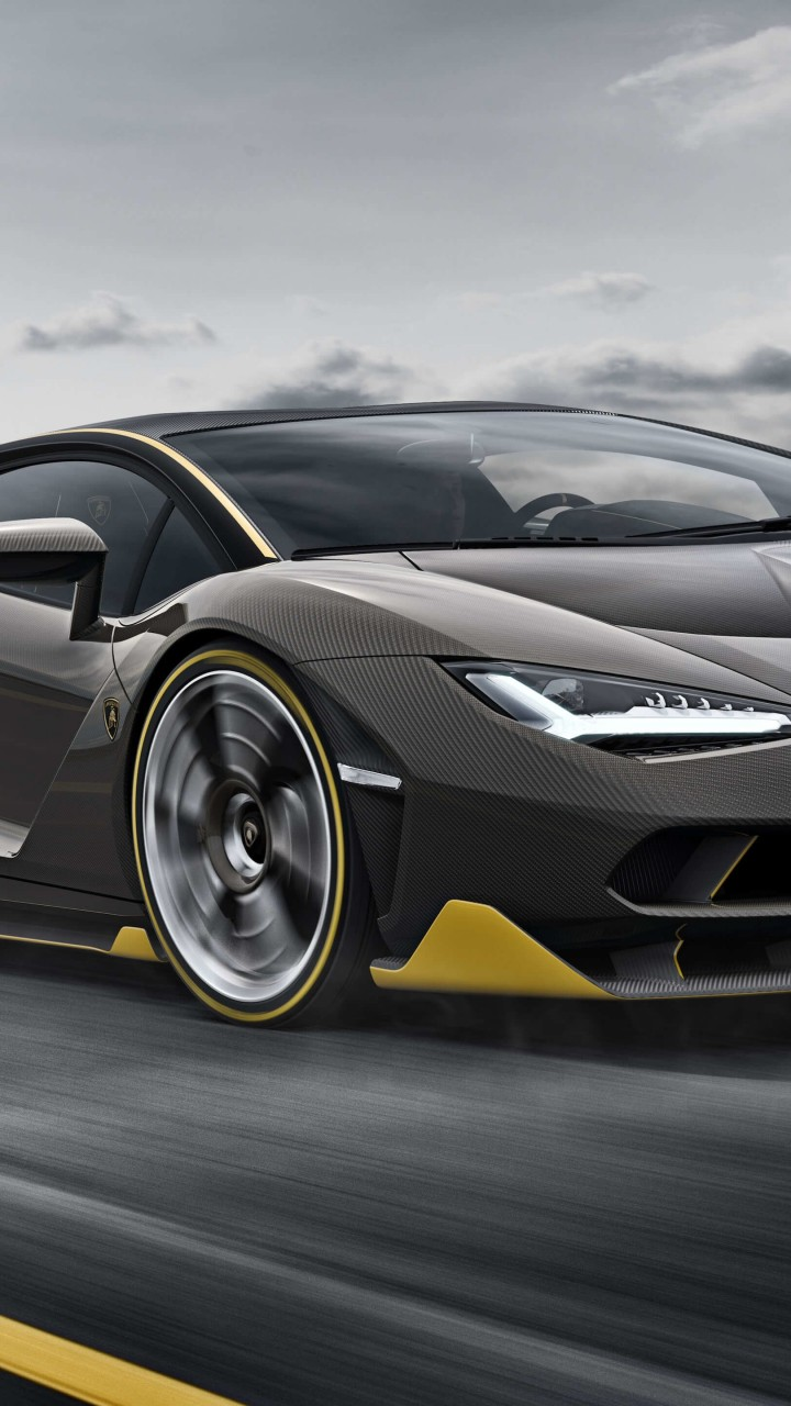 Lamborghini Centenario LP770-4 Wallpaper for Motorola Droid Razr HD
