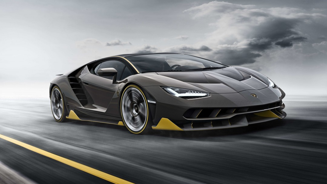 Lamborghini Centenario LP770-4 Wallpaper for Social Media Google Plus Cover