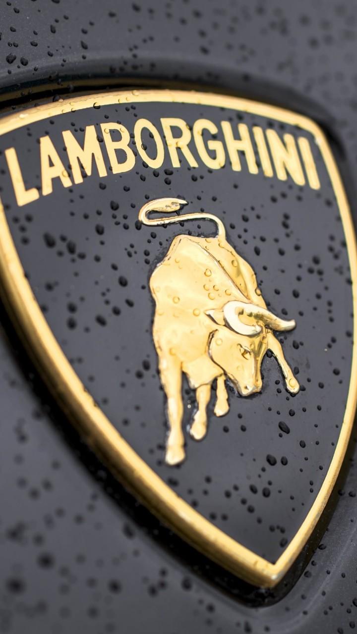 Love Wallpaper For Redmi 2 : Download Lamborghini Logo HD wallpaper for Redmi 2 - HDwallpapers.net