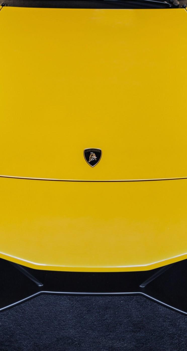 Hd wallpaper for iphone 5 - Lamborghini Murcielago Lp670 Front Hd Wallpaper For Iphone