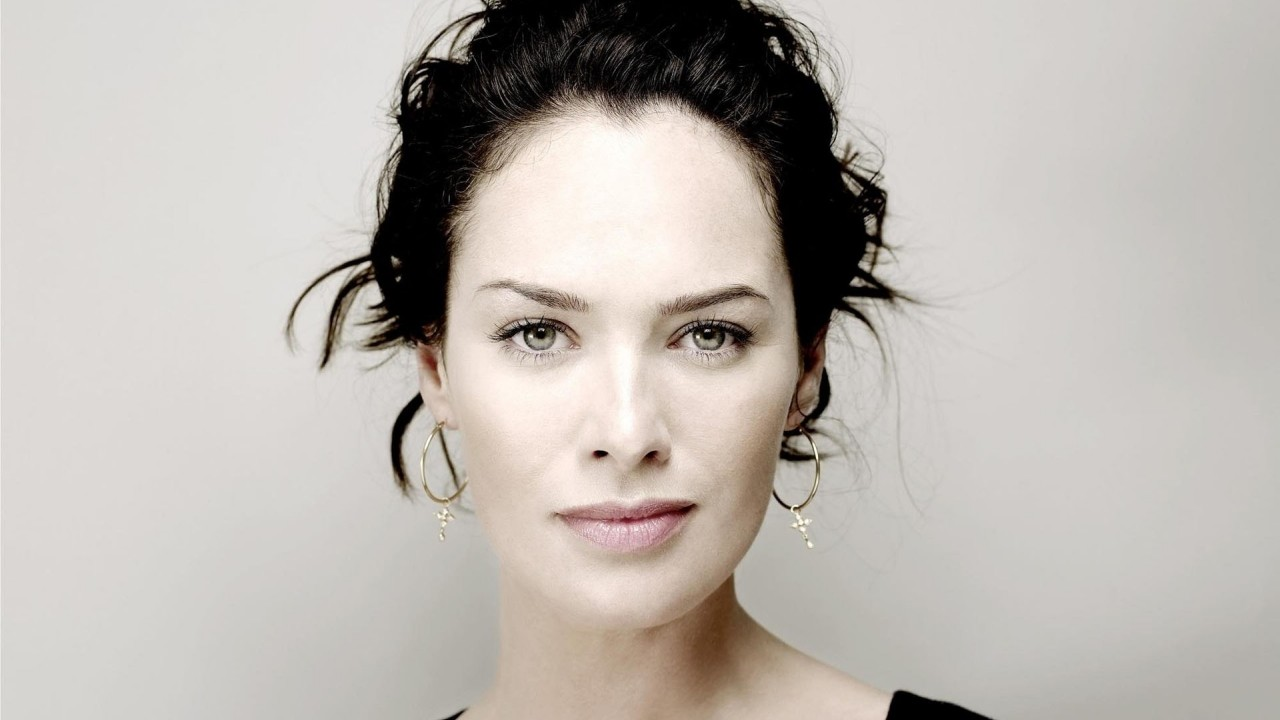 Lena Headey Portrait Wallpaper for Desktop 1280x720