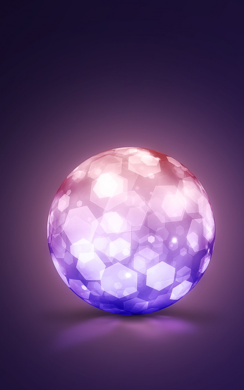 Lightning Ball Wallpaper for Amazon Kindle Fire HD