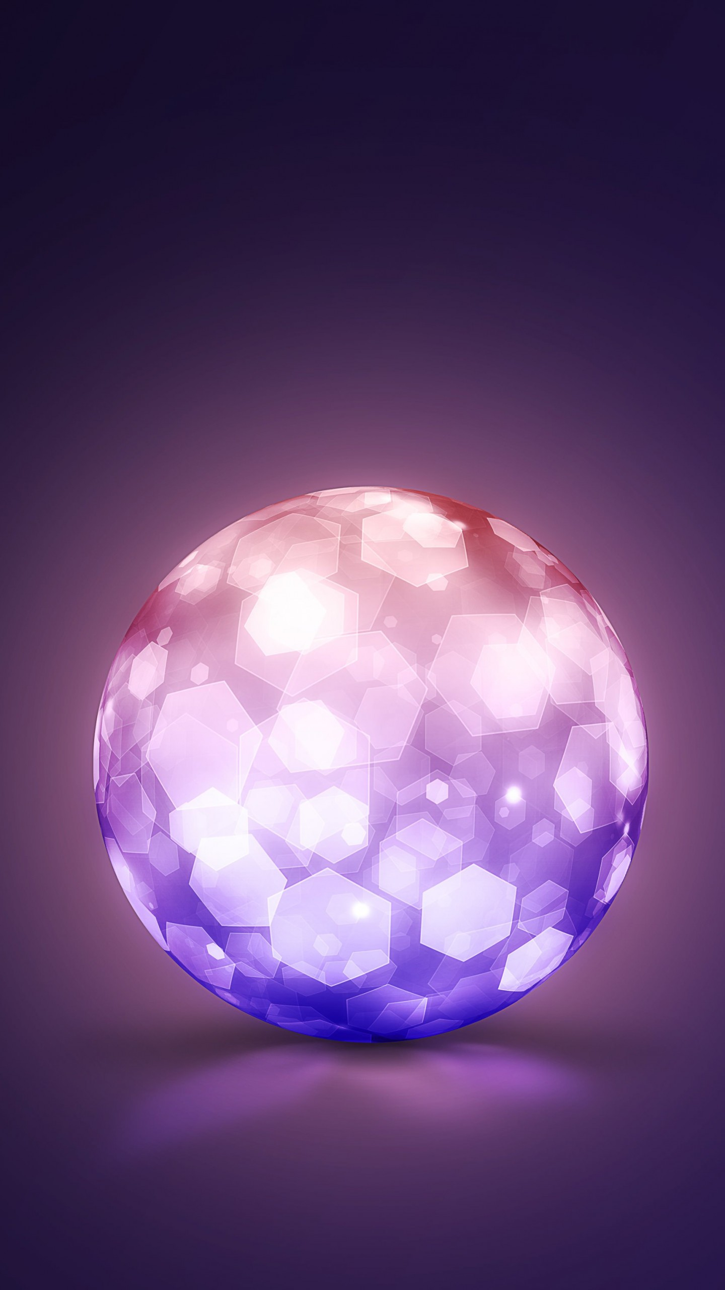 Lightning Ball Wallpaper for LG G3