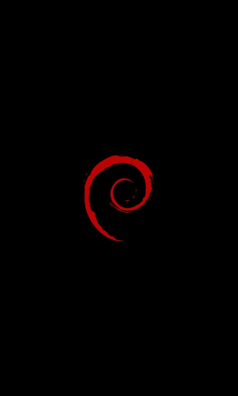 Linux Debian Wallpaper for SAMSUNG Galaxy S3 Mini