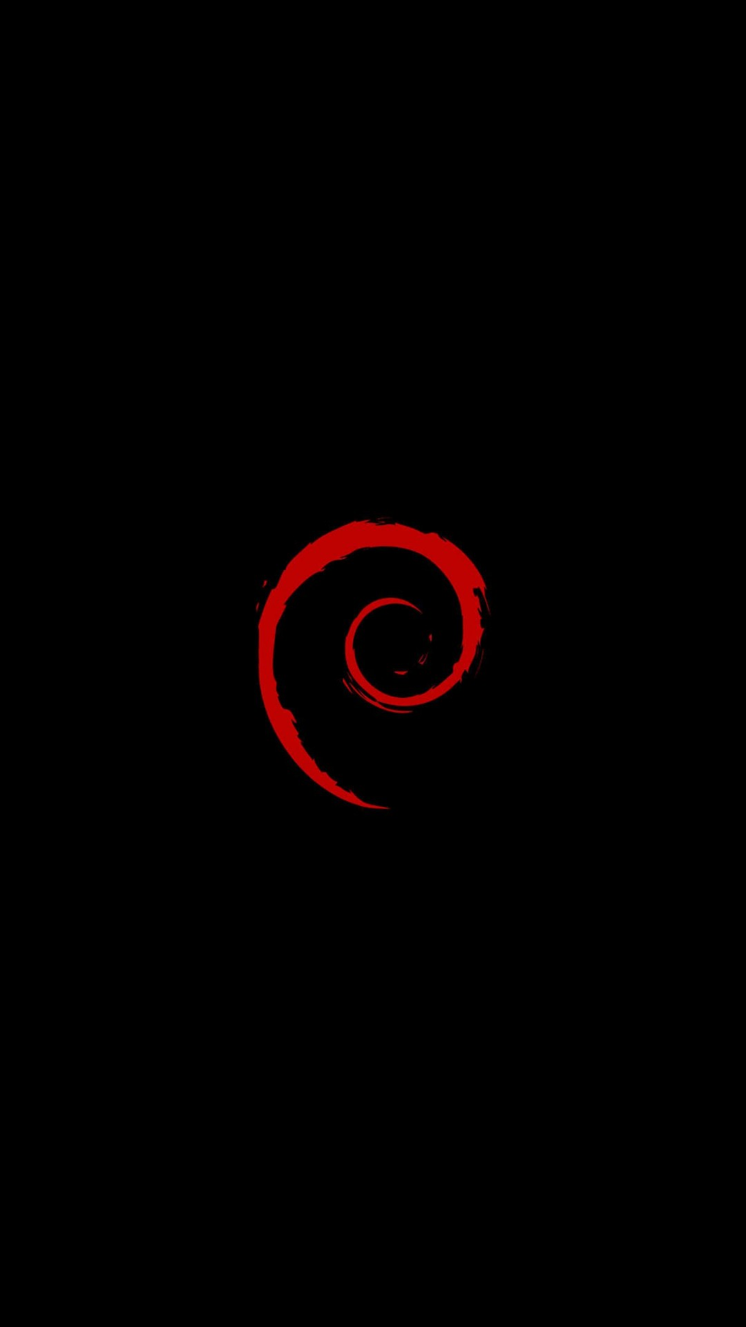 Linux Debian Wallpaper for SONY Xperia Z1