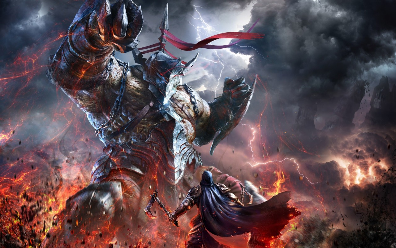 Lords of The Fallen Wallpaper for Desktop 1280x800