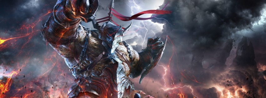 Lords of The Fallen Wallpaper for Social Media Facebook Cover