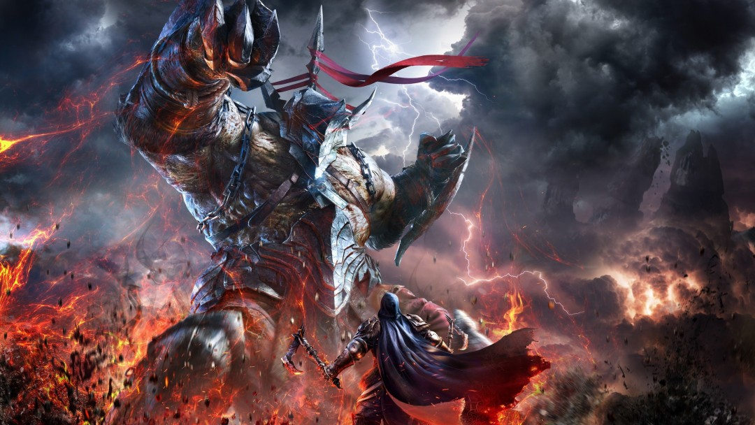 Lords of The Fallen Wallpaper for Social Media Google Plus Cover