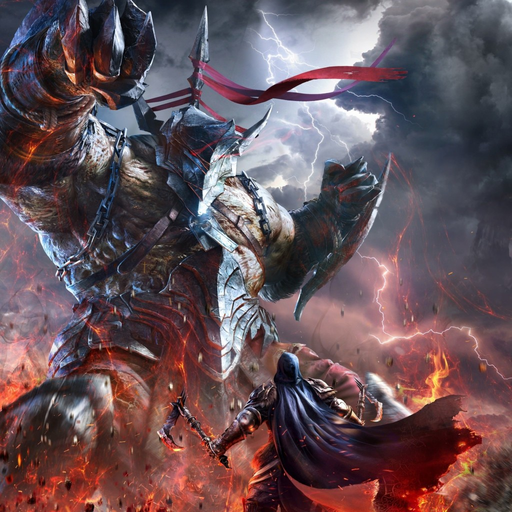 Lords of The Fallen Wallpaper for Apple iPad 2
