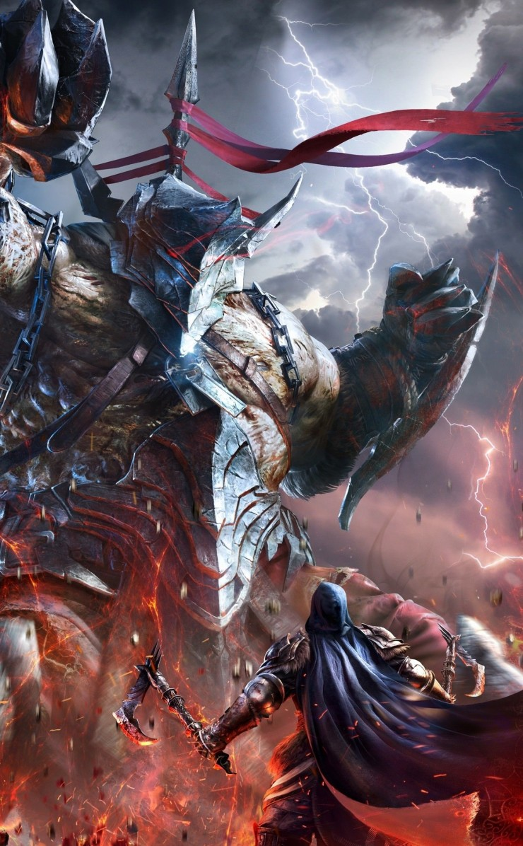 Lords of The Fallen Wallpaper for Apple iPhone 4 / 4s